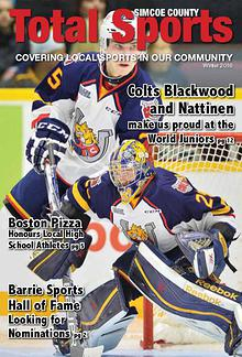 Total Sports Simcoe County Edition, Winter 2016