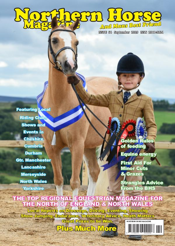 Northern Horse Magazine September 2019