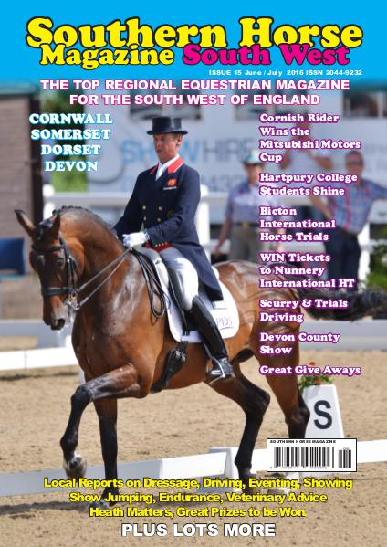 Southern Horse Magazine June / July 2016