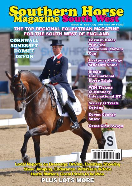 Southern Horse Magazine June / July 2016