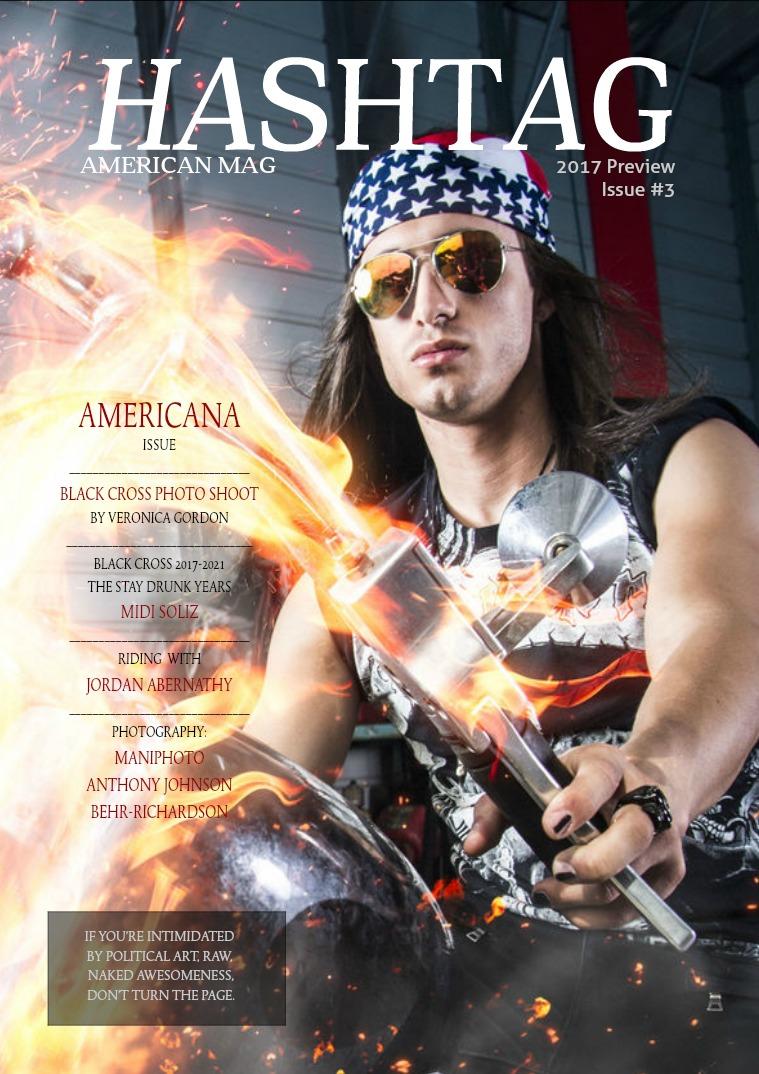 Hashtag American Mag Vol. 3