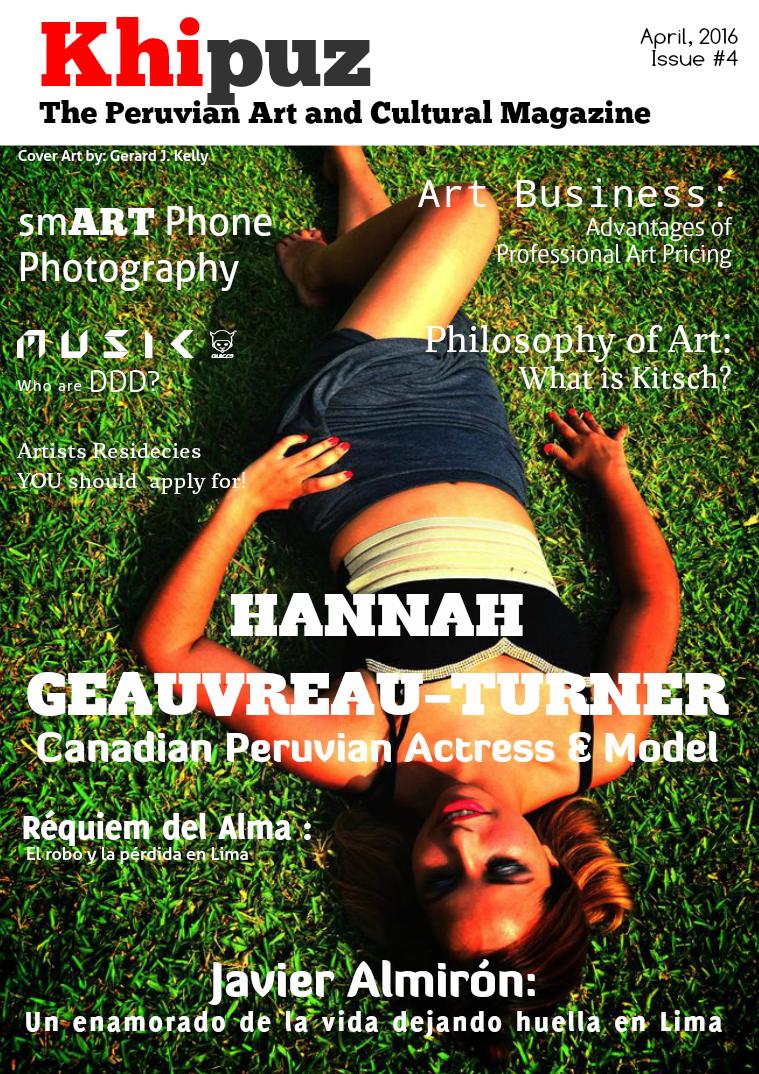Khipuz April 2016 Issue #4