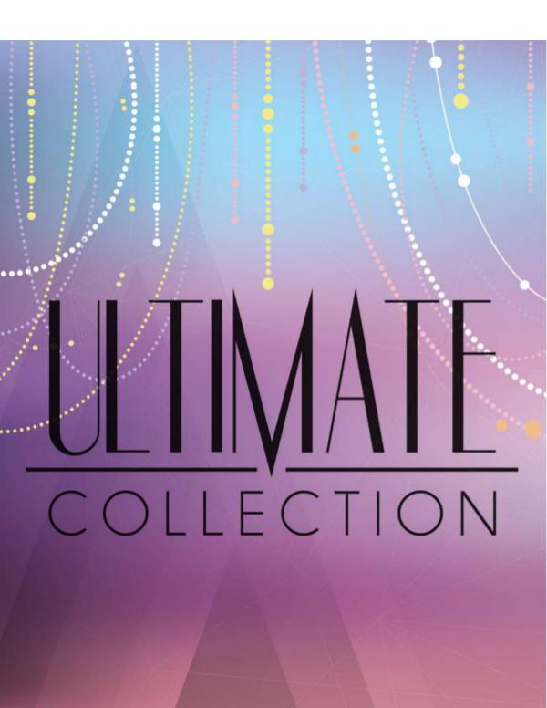 Amazing gold chains are sold in the Ultimate Collection 1