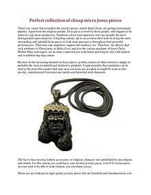 Jesus Piece Chains