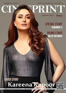 Cinesprint Magazine January_2020