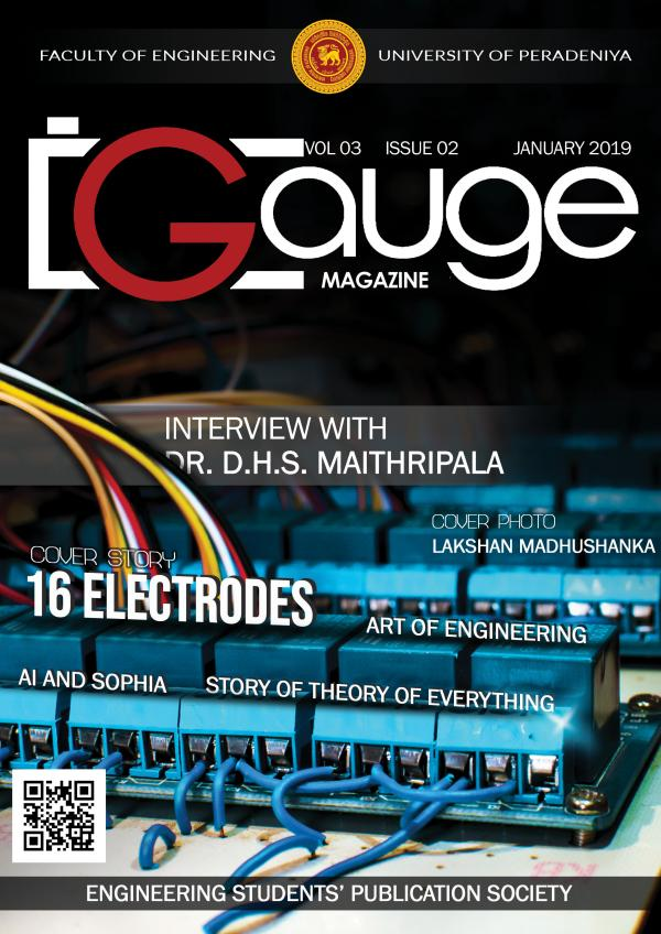 Gauge Newsletter January 2019