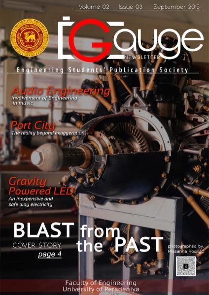 Gauge Newsletter September 2015
