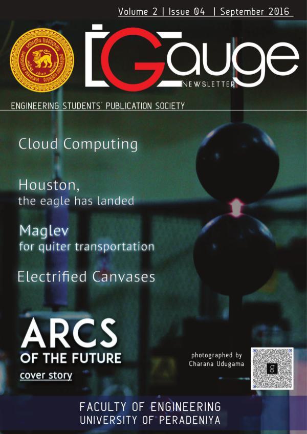 Gauge Newsletter September 2016