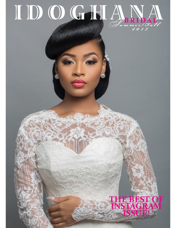 I DO GHANA BRIDAL THE BEST OF INSTAGRAM ISSUE