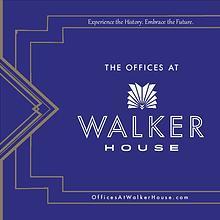 Offices at Walker House, Newark, NJ