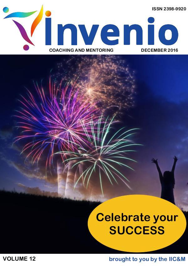 December 2016 IIC&M Invenio