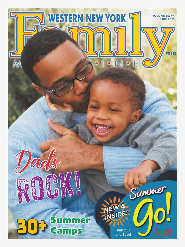 WNY Family Magazine June 2018