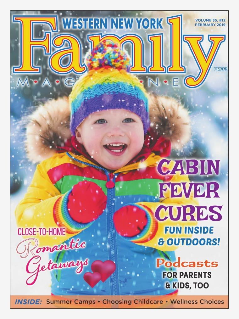 WNY Family Magazine February 2019