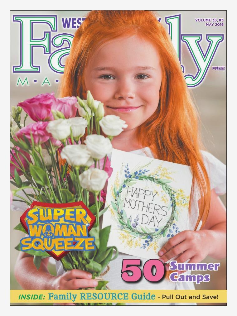 WNY Family Magazine May 2019