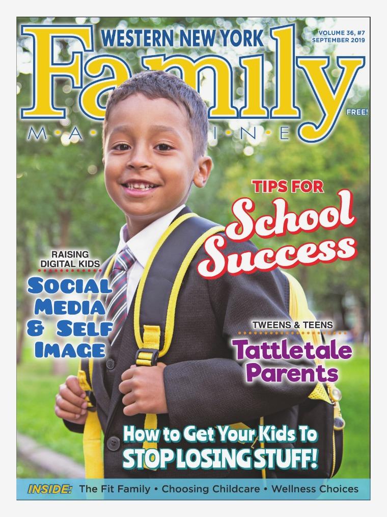 WNY Family Magazine September 2019