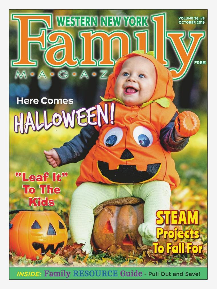 WNY Family Magazine October 2019