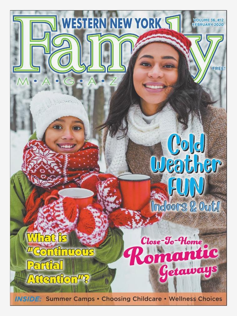 WNY Family Magazine February 2020