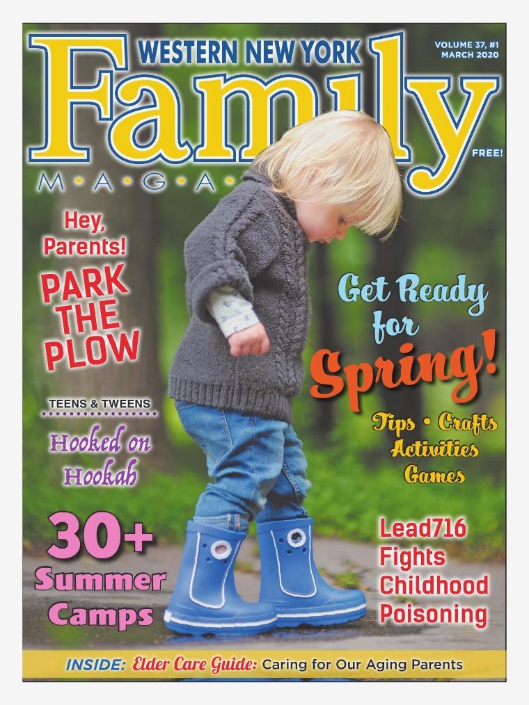 WNY Family Magazine March 2020