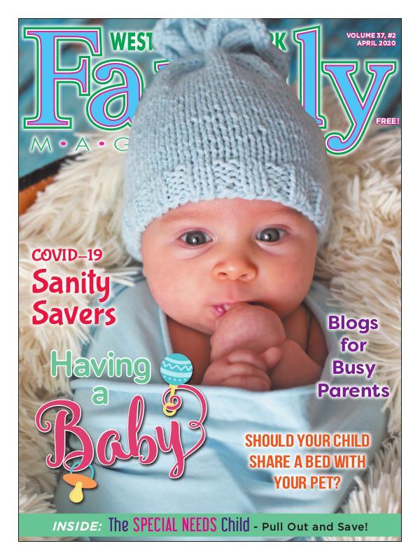 WNY Family Magazine April 2020