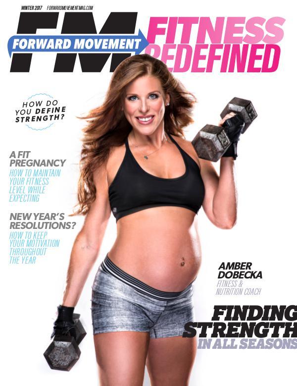 Forward Movement Magazine WINTER ISSUE 2017