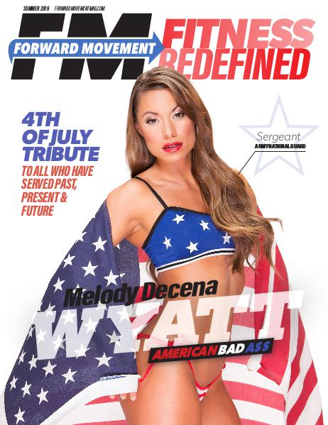 Forward Movement Magazine SUMMER ISSUE 2016