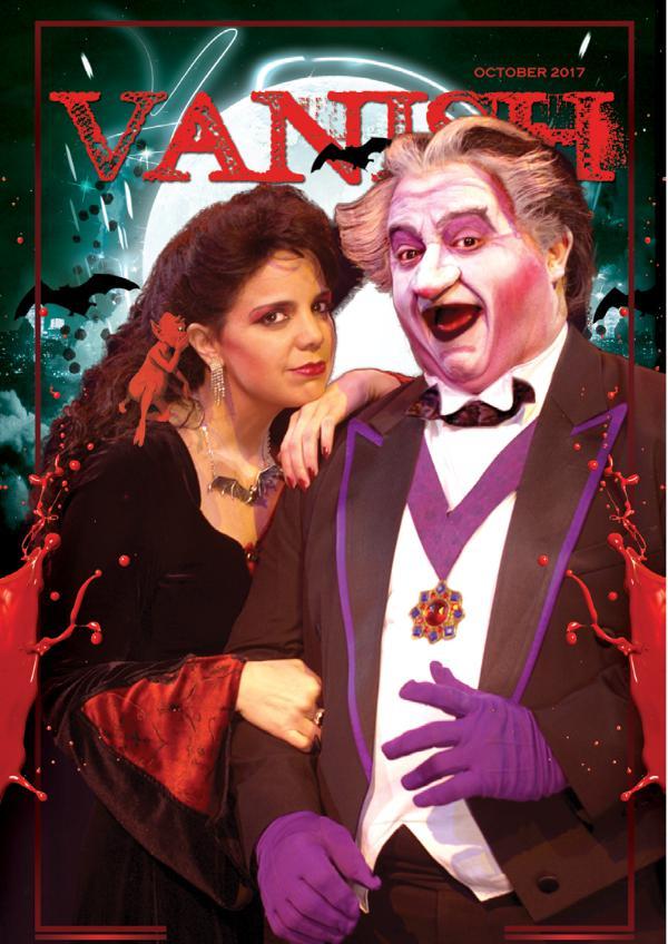 VANISH MAGIC BACK ISSUES Vanish Magic Magazine 39