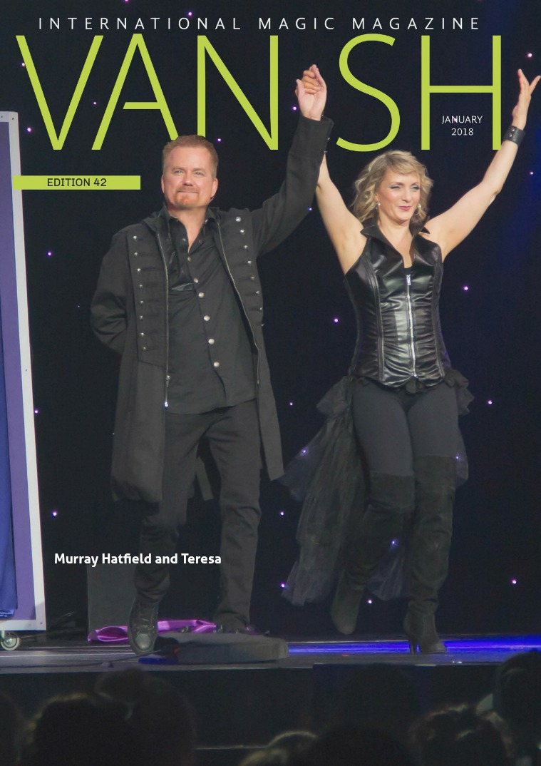 Vanish Magic Magazine VANISH MAGAZINE 42