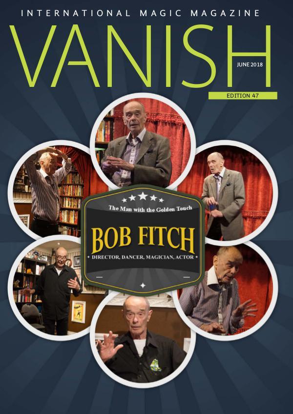 VANISH MAGIC BACK ISSUES Vanish47