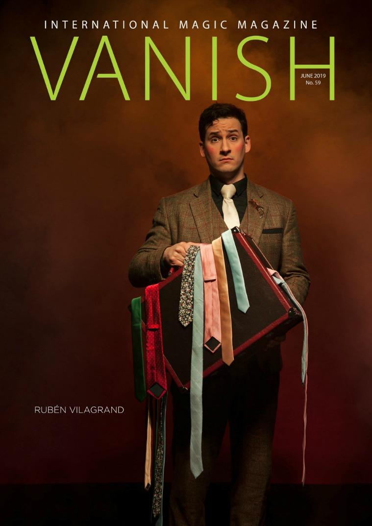 VANISH MAGIC BACK ISSUES VANISH MAGIC MAGAZINE 59