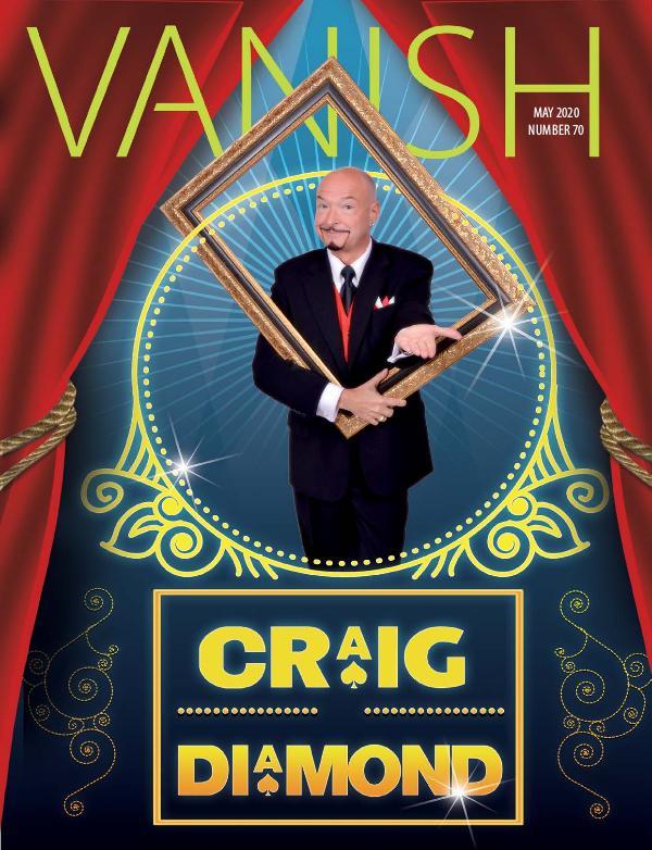 VANISH Magic Magazine 70