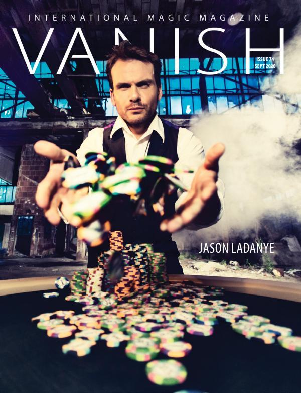 VANISH MAGIC MAGAZINE #74