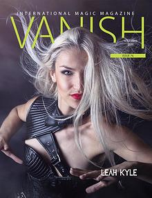 Vanish Magic Magazine 76