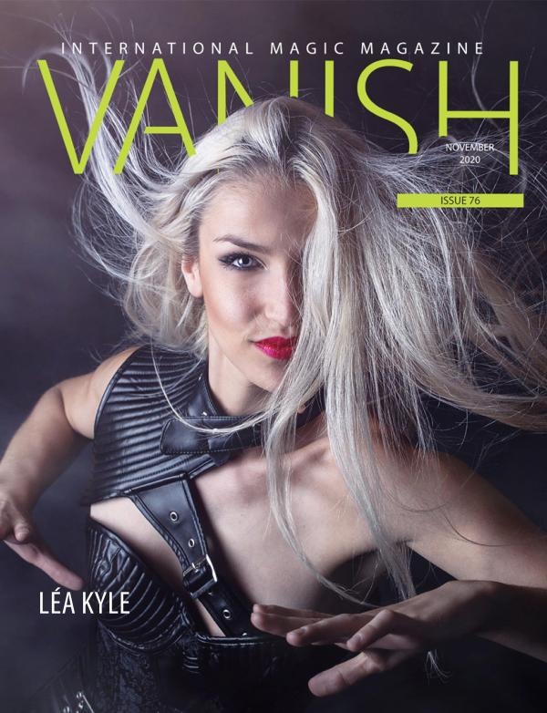 November 2020 Vanish Magic magazine
