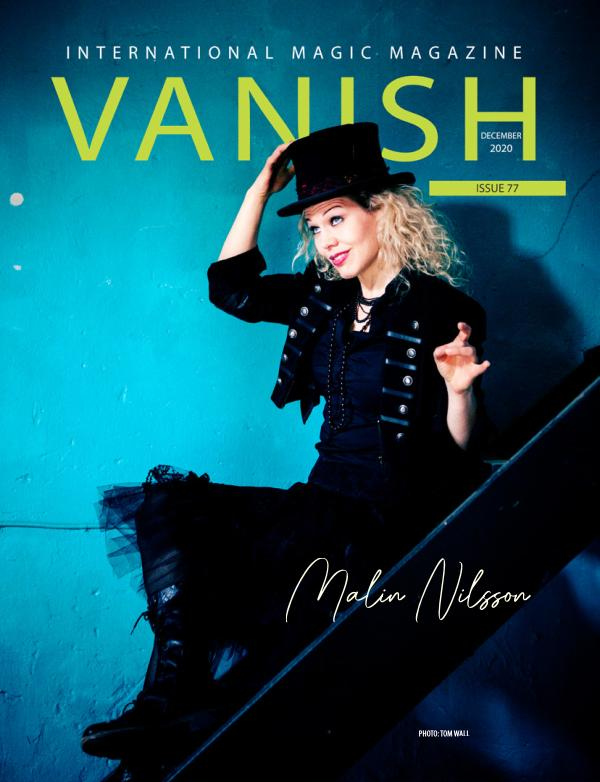 Vanish Magic Magazine 77