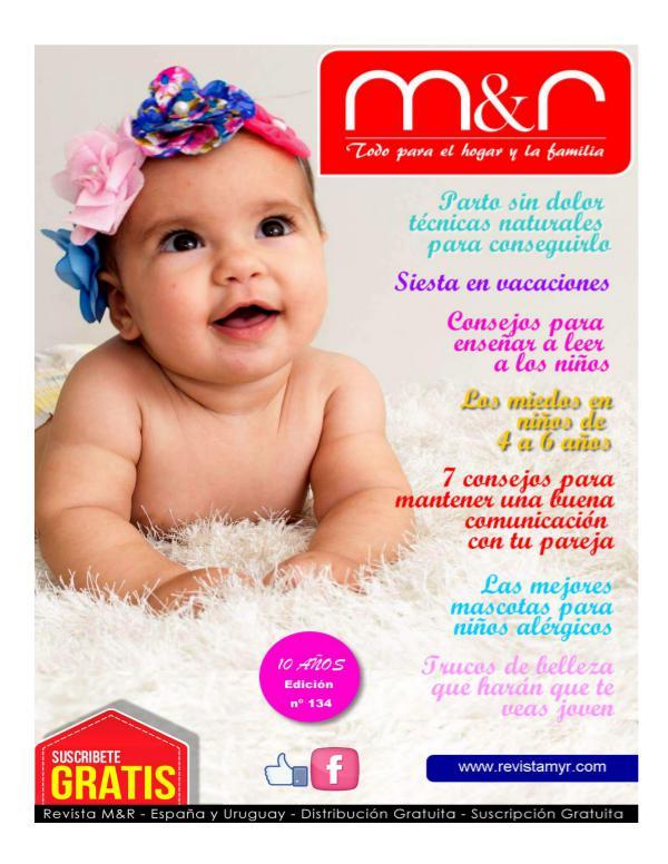 Edición 134 JUNIO REVISTA JUNIO nº 134