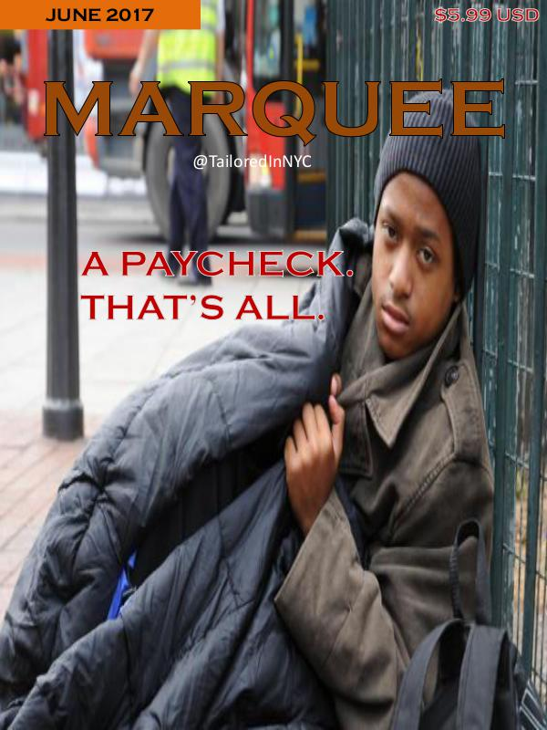 MARQUEE @TailoredInNYC JUNE 2017