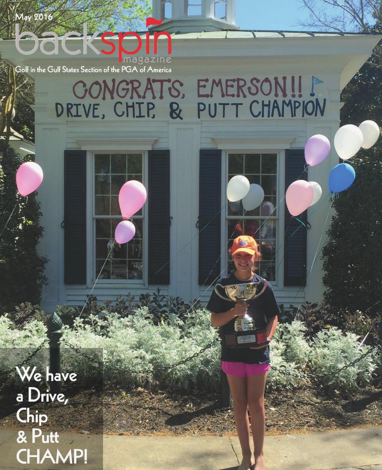 Backspin Volume 3, Issue 5
