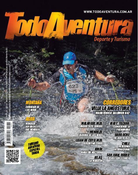 Revista Todo Aventura Nº32 Dec. 2015