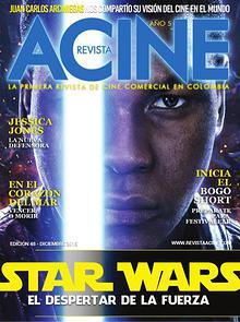Revista Acine Edición Diciembre de 2015