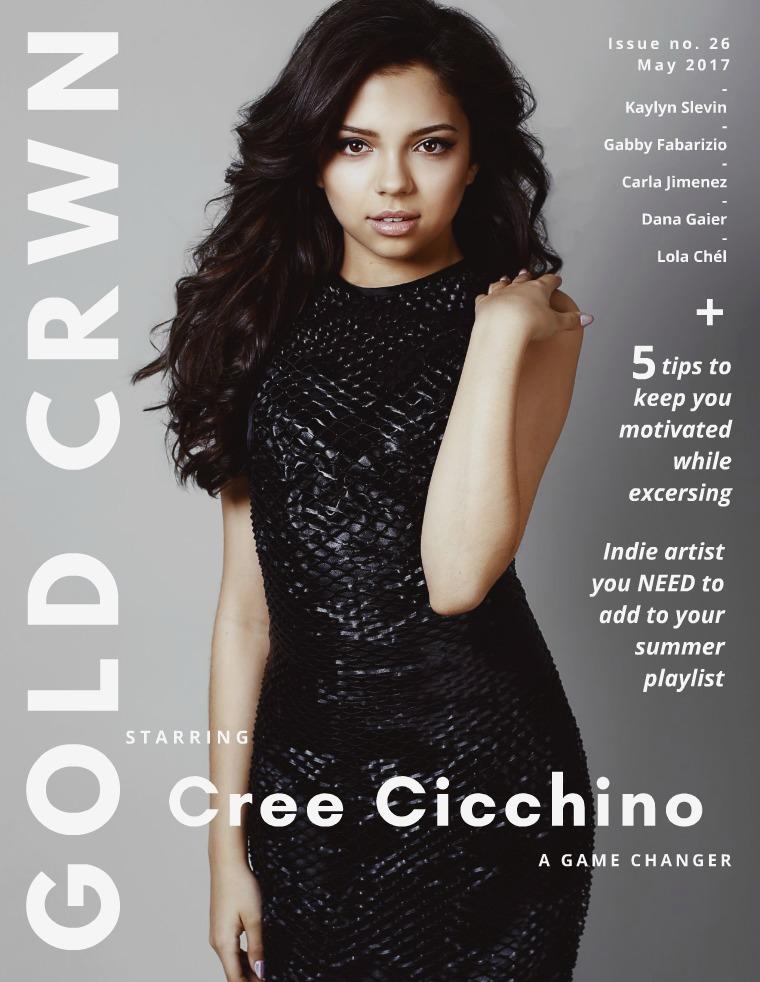 ISSUE 26 // CREE CICCHINO