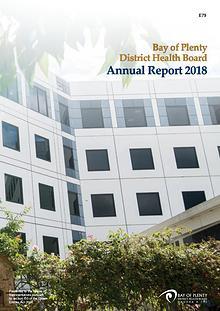 BOPDHB Annual Report 2018