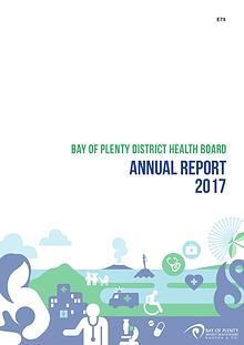 BOPDHB Annual Report 2017