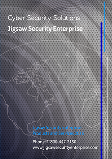 Jigsaw Security Products and Services