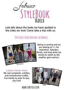 Fabusco Stylebook