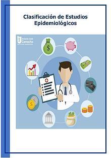 Clasificación de Estudios Epidemiológicos