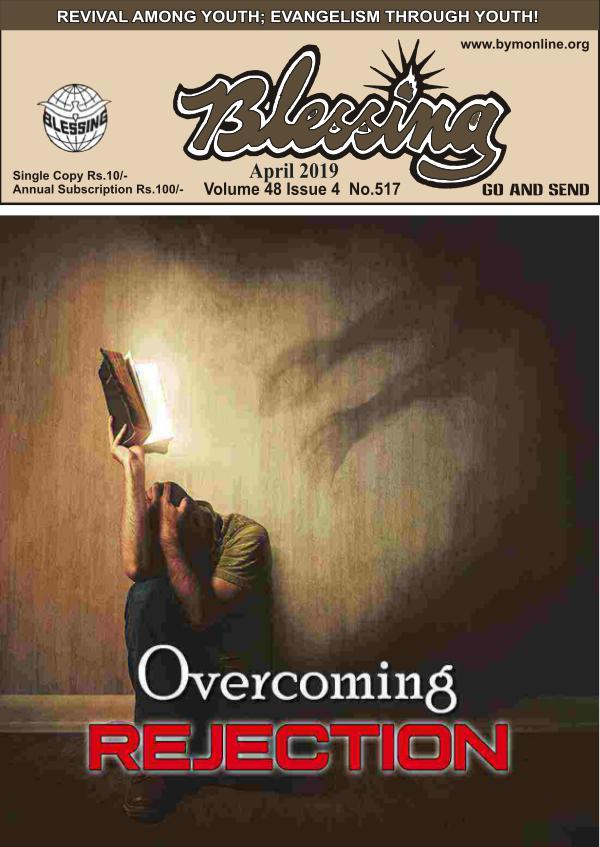 Blessing English Emagazine April 2019
