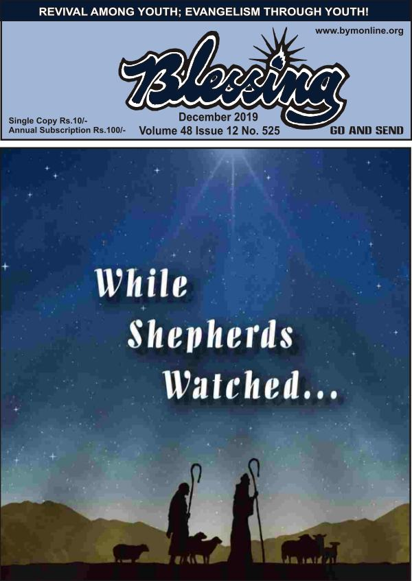 Blessing English Emagazine December 2019