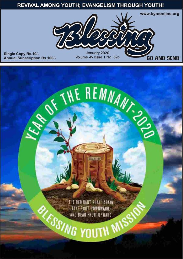 Blessing Jan 2020 English Emagazine