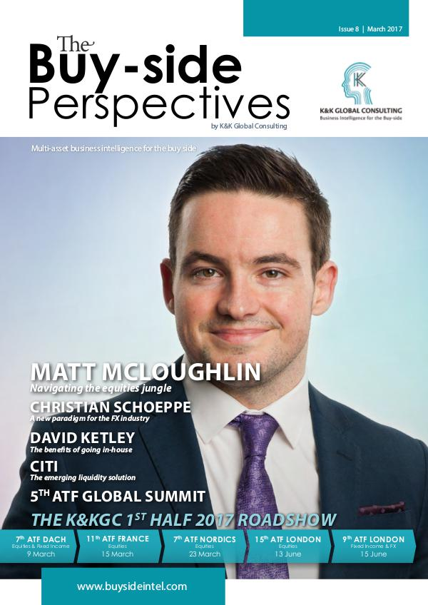 Buy-side Perspectives Issue 8