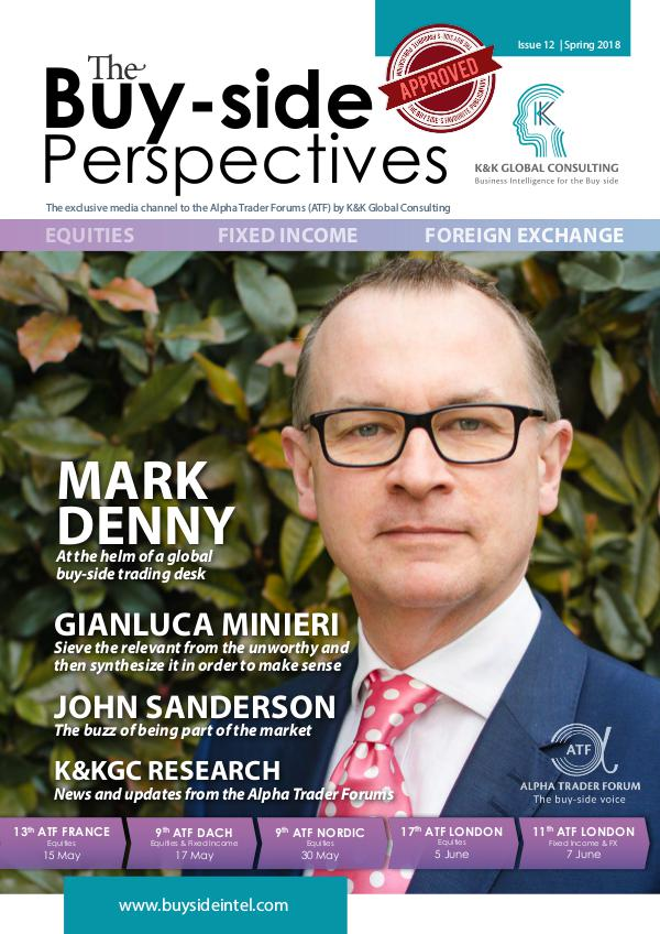 Buy-side Perspectives Issue 12